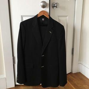 Comme de Garcons for H&M men's 2 piece suit